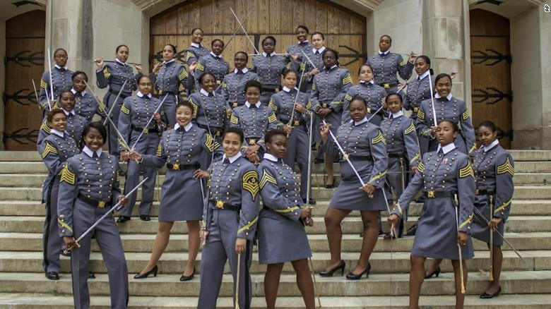 West Point Christmas Concert 2019 West Point is about to graduate it's largest class of black women