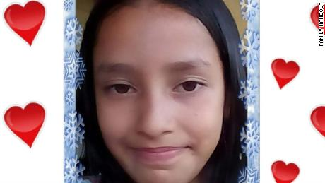 An American customs and border guard identified the 10-year-old girl from El Salvador, who died in HHS detention in September 2018, as Darlyn Cristabel Cordova-Valle.