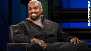 Kanye West opens up about managing his mental health in David Letterman interview