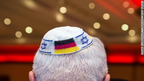 German Jews have been warned not to wear kippahs in all public settings following a rise in anti-Semitic attacks.