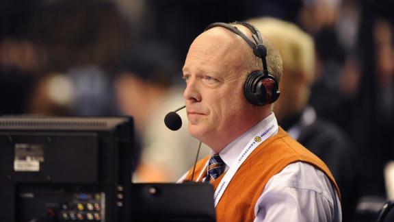 Bramblett called games for Auburn's football, men's basketball and baseball teams.