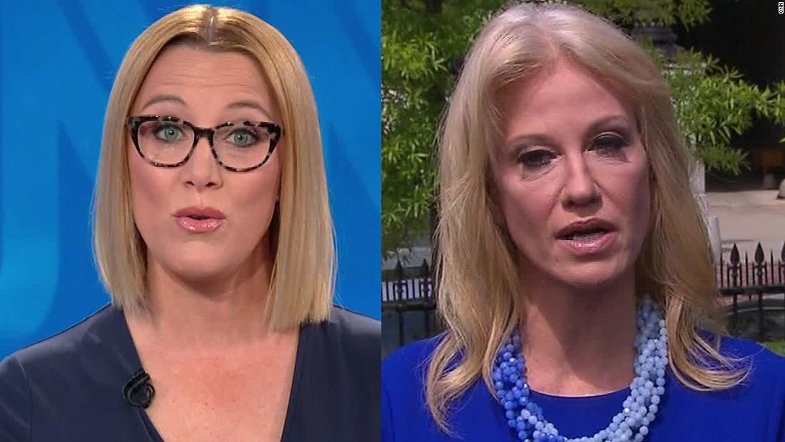 SE Cupp: Conway crying sexism is her go-to move