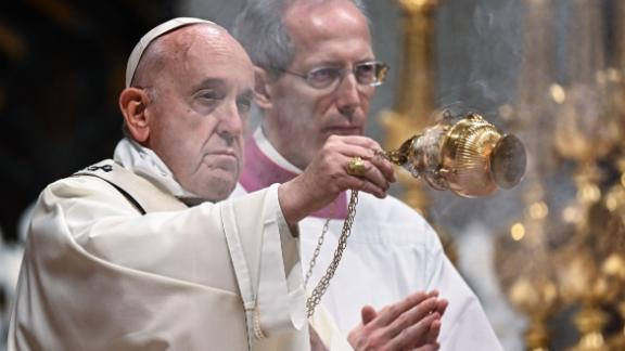 """The Pope has previously compared having an abortion to """"resorting to a contract killer to solve a problem."""""""
