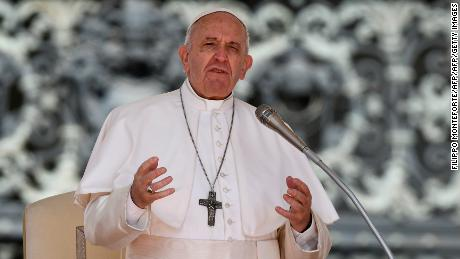 "Pope Francis has said that sport can ""foster a culture of dialogue and respectful encounters."""