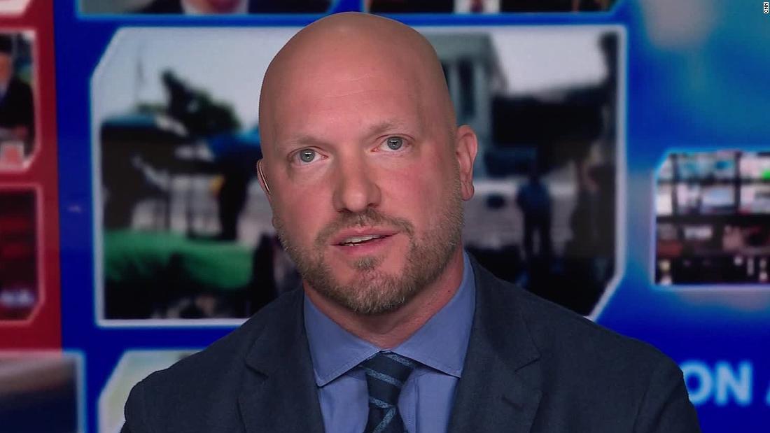 Veteran: Not surprised by Fox host's lobbying Trump for pardons