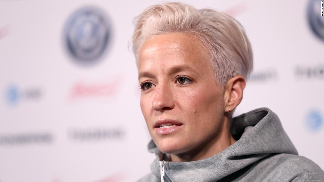 US soccer star says FIFA isn't 'doing nearly enough' to help women's game