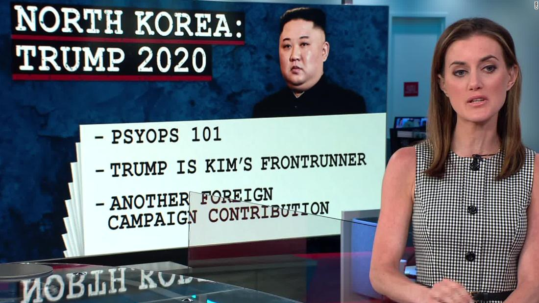 CNN analyst: Kim Jong Un acting like Trump's surrogate
