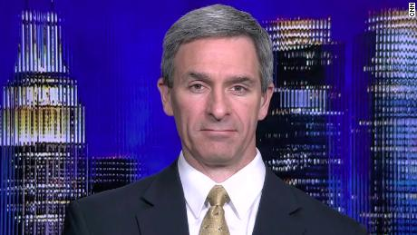 Ken Cuccinelli takes over the post of Director for Citizenship and Immigration Services Citizenship and Immigration Services