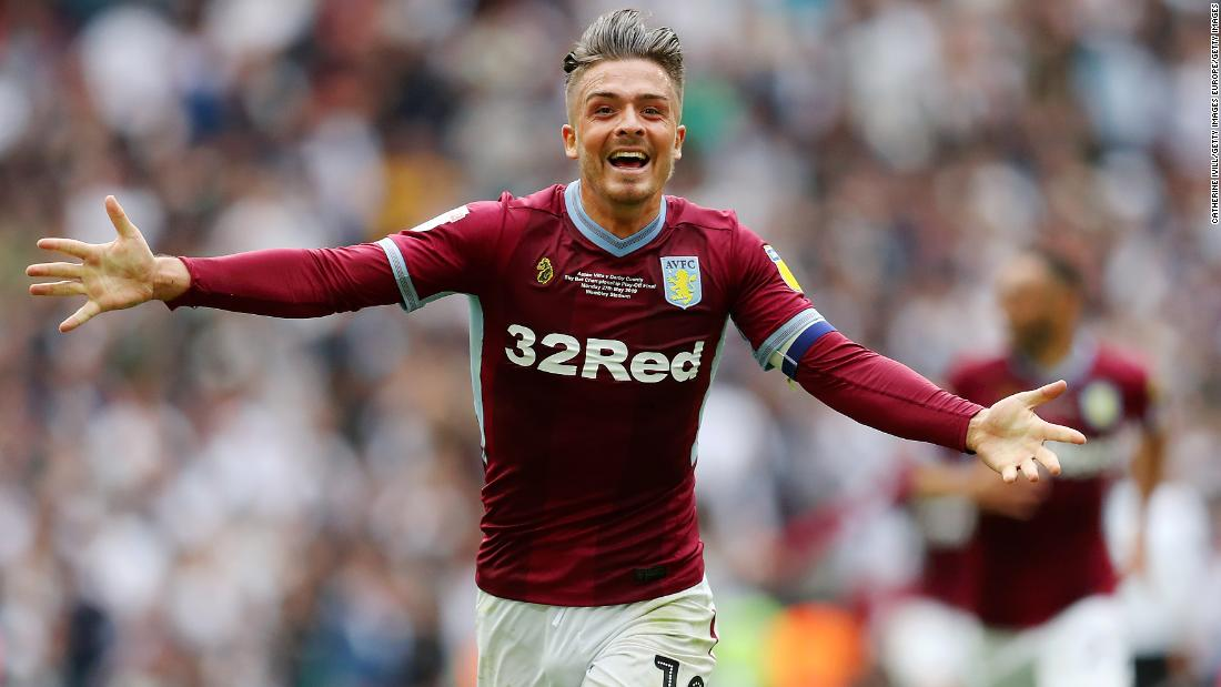 Aston Villa beat Derby County to gain Premier League