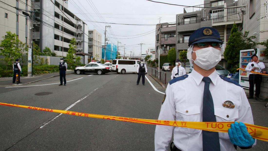 Two killed, including schoolgirl, in Japan stabbing spree
