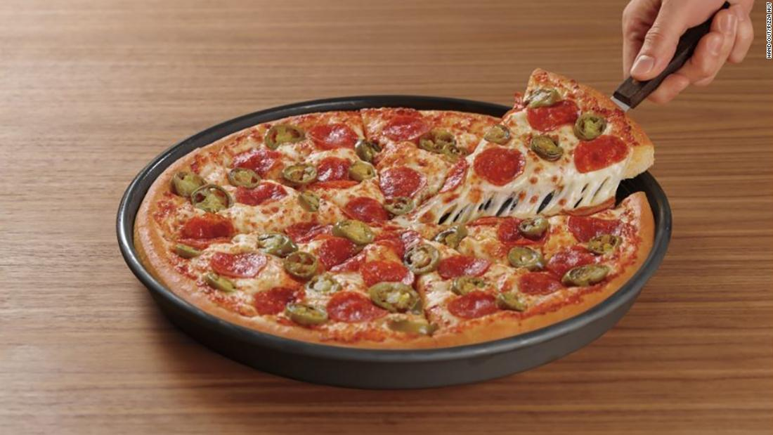 Pizza Hut Is Changing Its Pan Pizzas For The First Time In