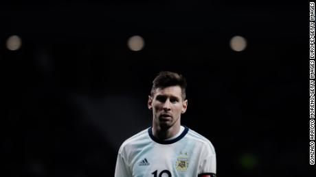 Lionel Messi Fast Facts Cnn