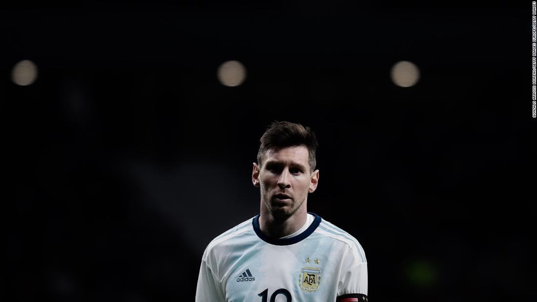 Lionel Messi Fast Facts