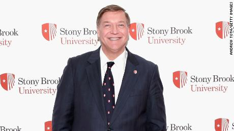 Samuel Stanley attends the Stars of Stony Brook Gala 2014 at Chelsea Piers in New York City.