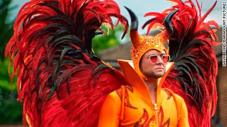 0a25dd0d778 The story behind the costumes of Elton John biopic 'Rocketman'