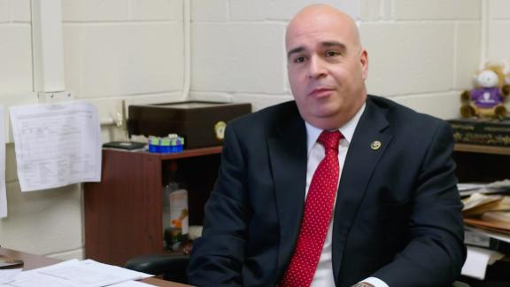 Mark Molinari leads the NYPD Hate Crime Task Force as it investigates crimes of bias in New York City.