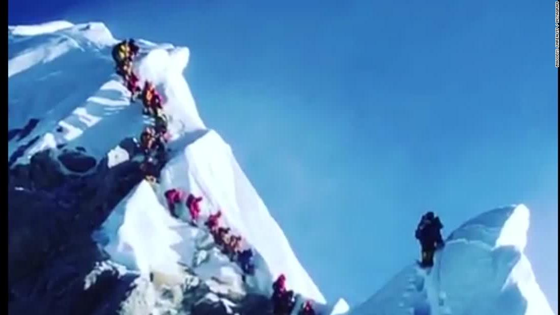 Why Mount Everest is becoming deadlier - CNN Video
