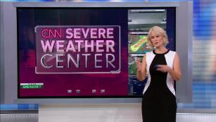 Tornadoes threaten the Plains for the 13th straight day
