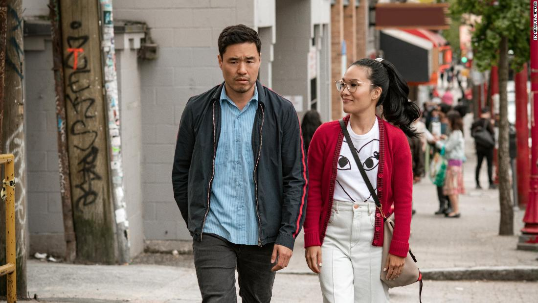 'Always Be My Maybe' pairs Ali Wong and Randall Park in so-so comedy