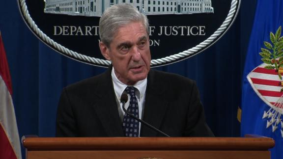Image for Mueller's message: Congress, it's your turn