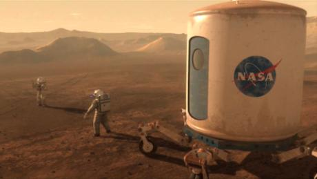 How a pandemic prepares us for exploring and living on Mars