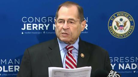 Nadler: Mueller clearly demonstrated that Trump is lying