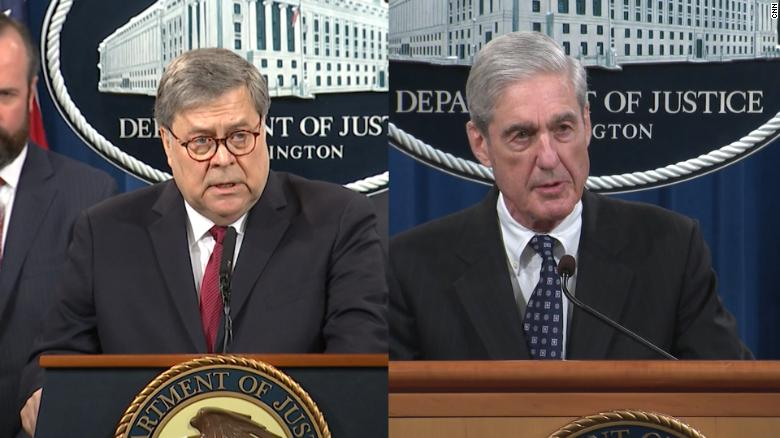 Justice Department can keep the Barr memo on not charging Trump secret for now, judge rules