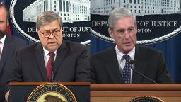William Barr working to undo Mueller investigation conclusions