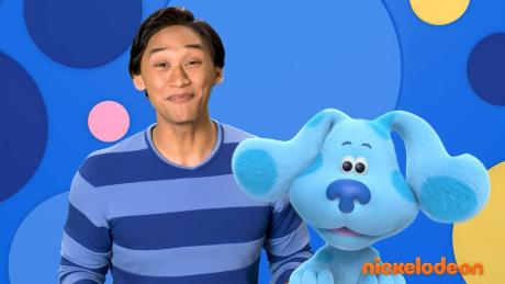 Blues Clues Is Coming Back With A New Look Cnn Video