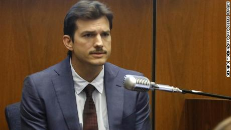 actor Ashton Kutcher testifies in the