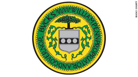 The seal of Bucks County, Pennsylvania
