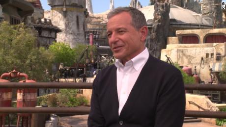 Disney CEO Bob Iger maps out his strategy for streaming