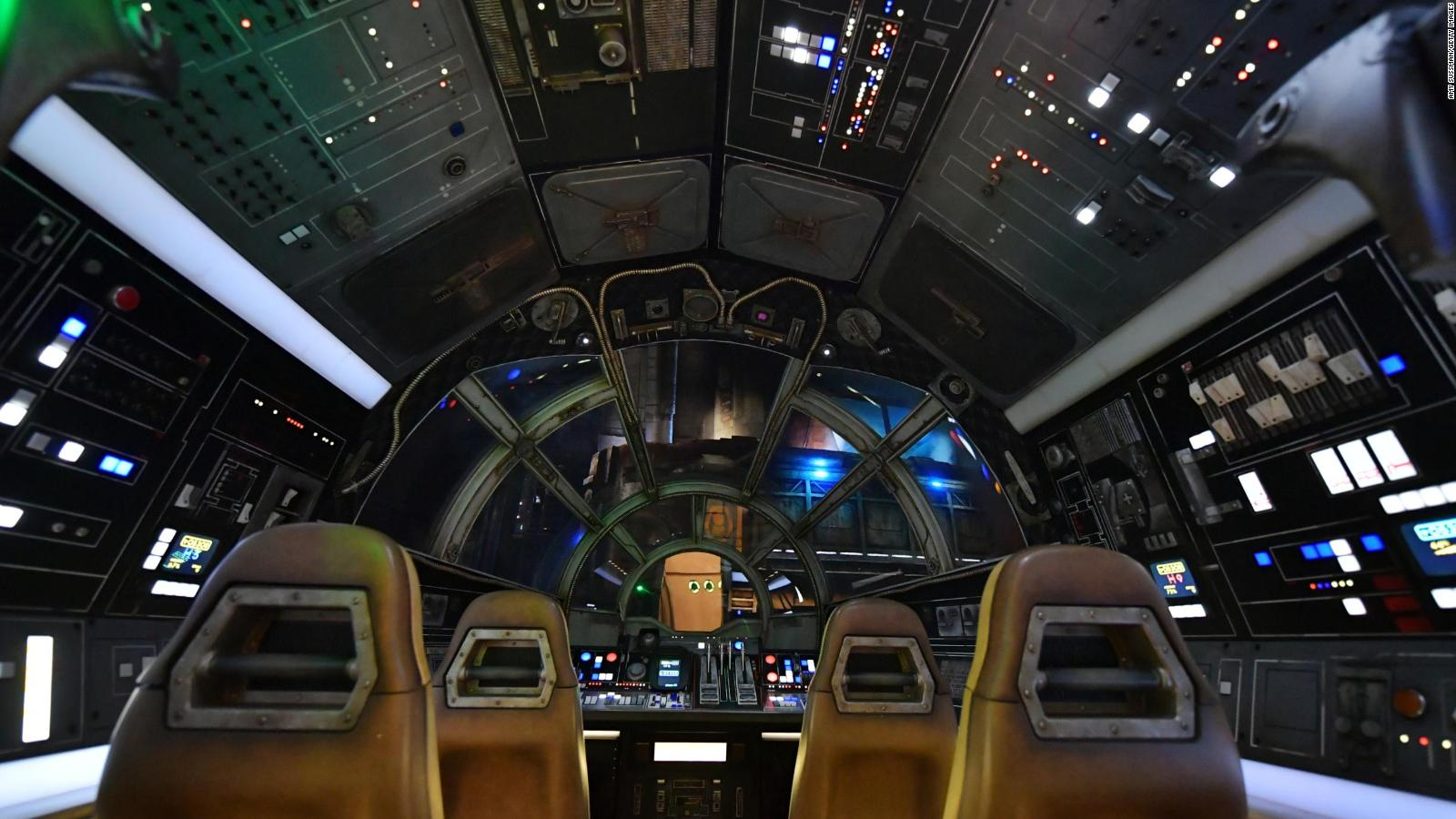 Disneyland S Star Wars Galaxy S Edge Introduces Virtual Queue Cnn Travel