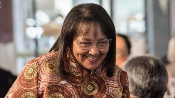 Patricia de Lille, former Mayor of Cape Town has been appointed as the country