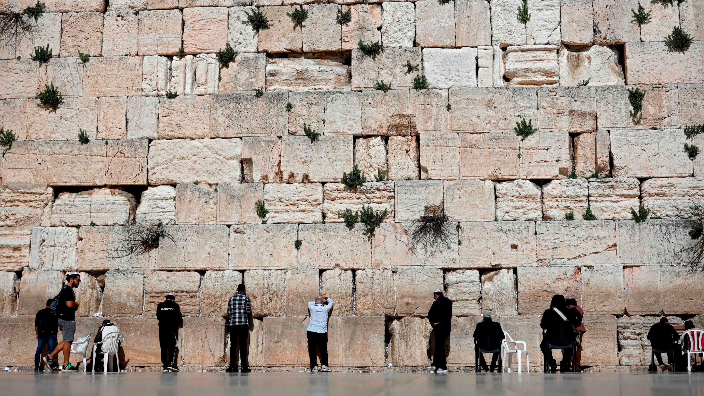 Jerusalem S Old City Now Accessible For Wheelchair Users