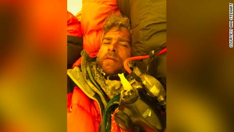 High spirits and terror - - How it really is to tackle the deadly summit of Everest?
