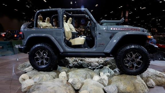 Even in its most modern form, the Jeep Wrangler retains obvious ties to its 1940s predecessor.