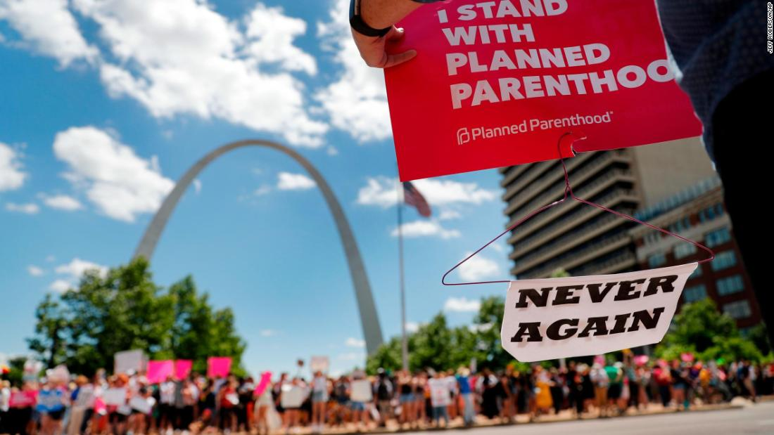Missouri rules against the state's last abortion clinic