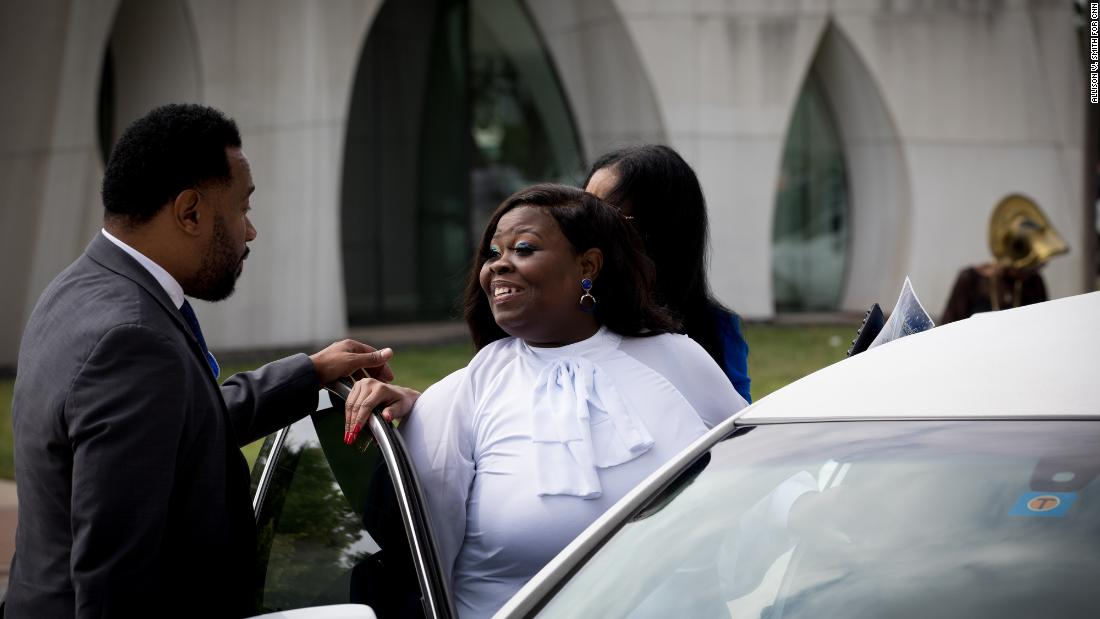 "Booker's mother, Stephanie Houston, oversaw nearly every detail of the funeral. She dubbed the service ""story time"" after the name Booker used for the Facebook lives that made her popular in South Dallas. ""She would talk a lot of noise,"" said Robyn Crowe, who took in Booker as one of her ""grandbabies."" But in real life, she was warm and funny, Crowe said. ""She was full of love."""