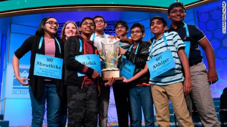 National Spelling Bee ends in an unprecedented fashion