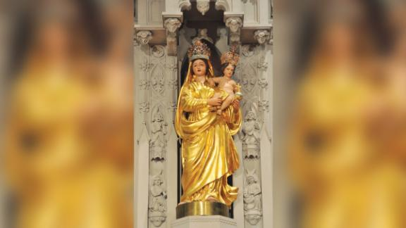 Our Lady of Prompt Succor is a favorite intermediary of coastal Catholics during hurricane season.