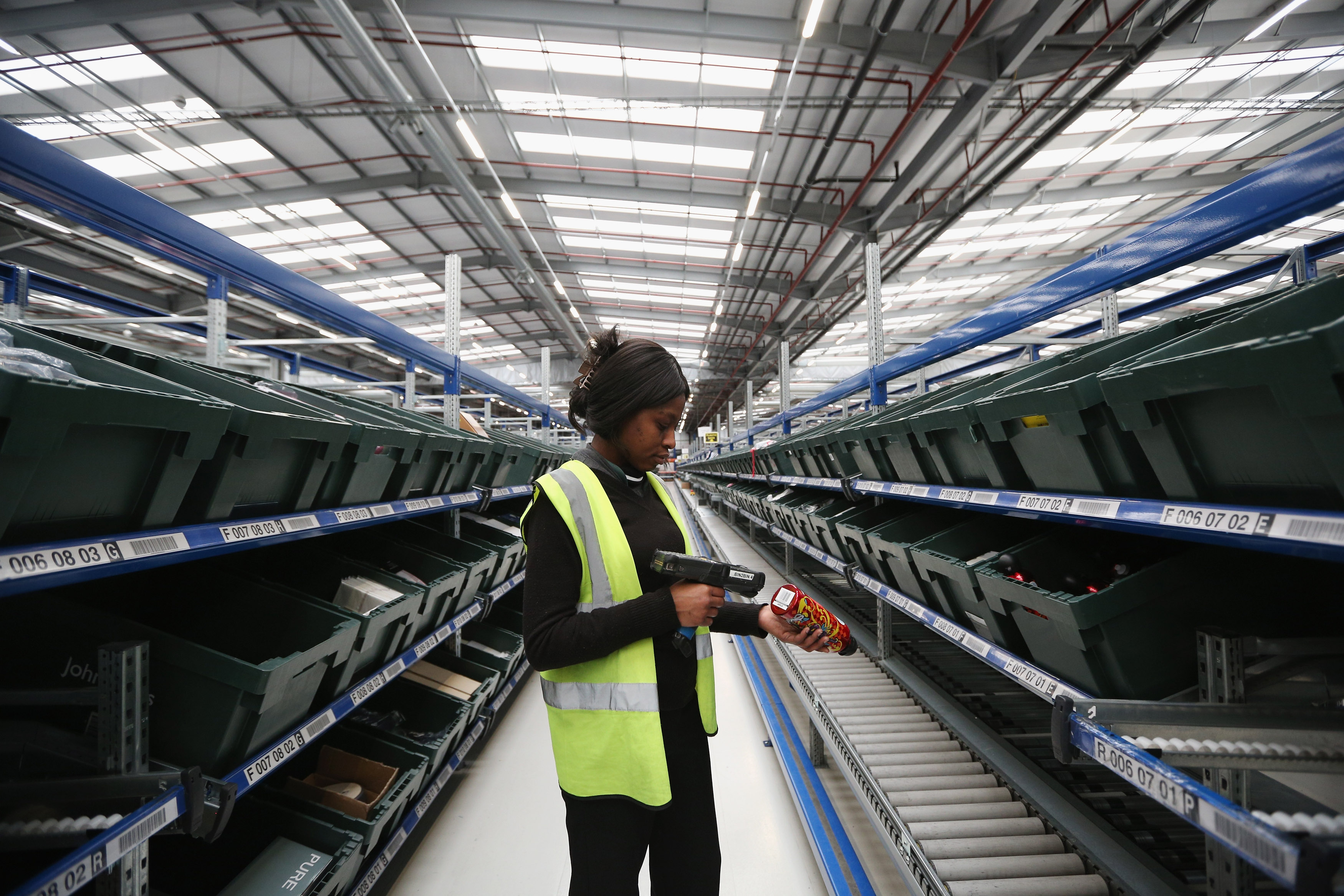 Why Walmart wants robots, not workers, stocking shelves