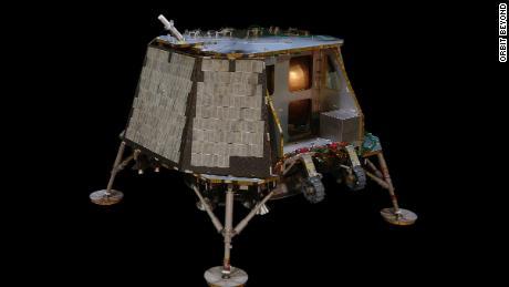NASA selects three companies to send cargo to the moon.
