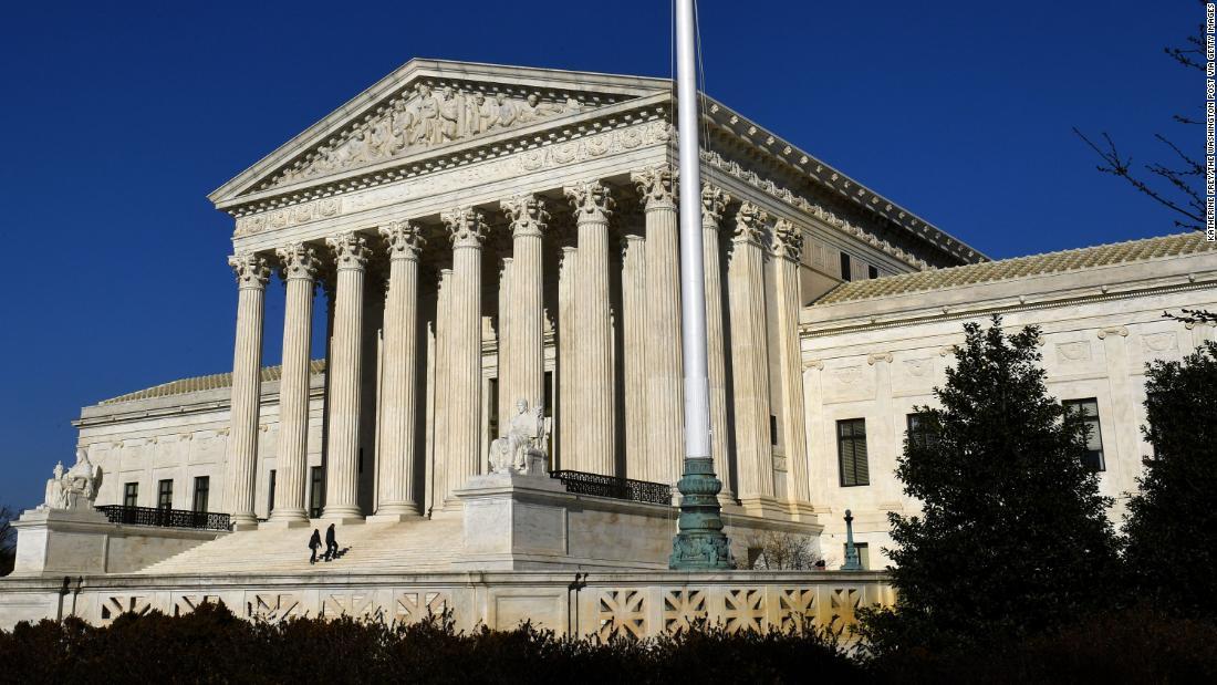Silencer law challenges rejected by Supreme Court - CNNPolitics