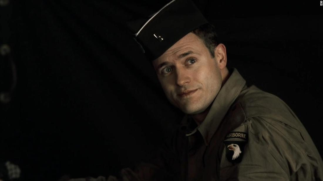 "O'Mara appeared in two episodes of ""Band of Brothers"" as 1st Lt. Thomas Meehan."