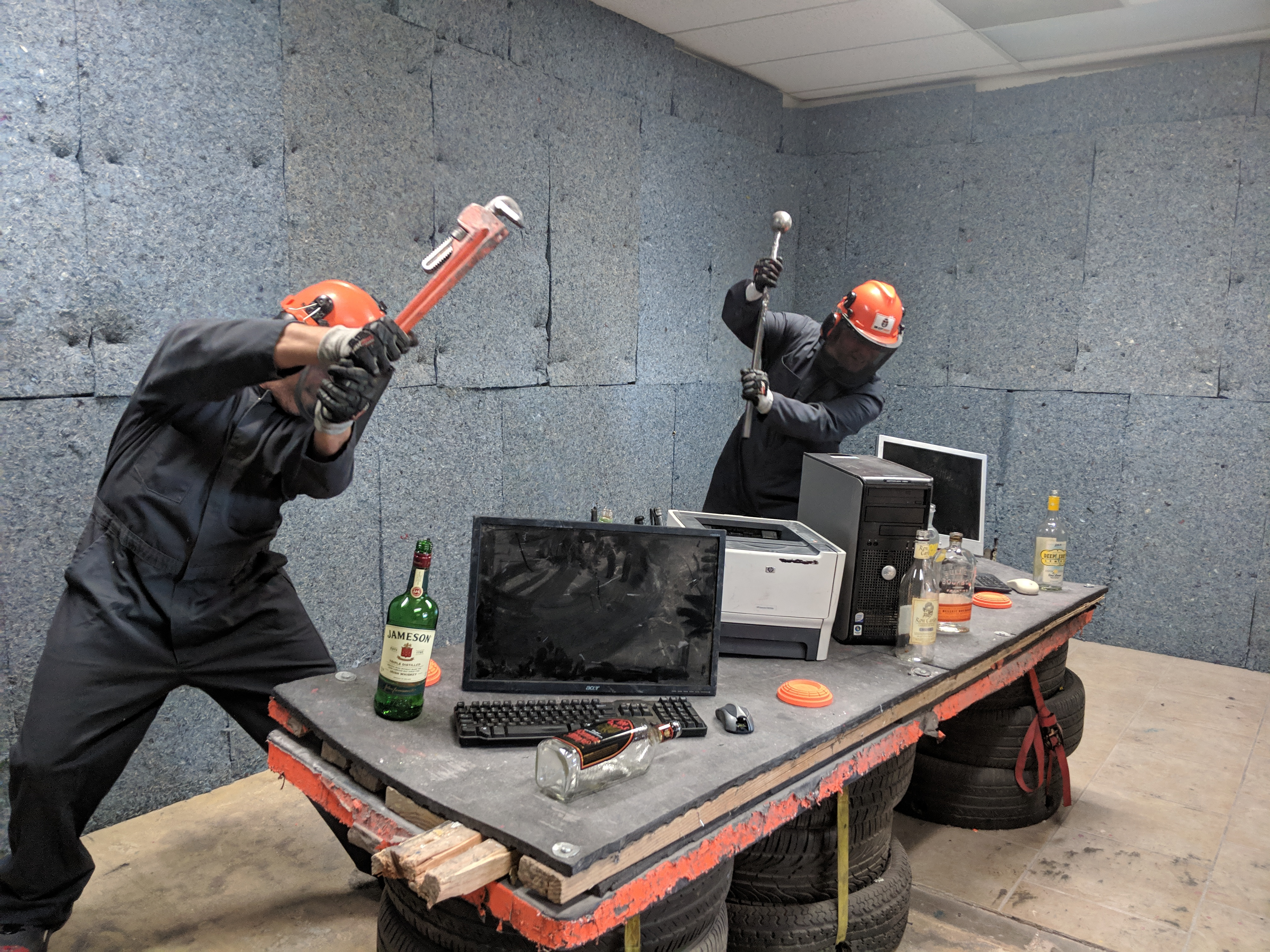 Rage rooms are all the rage - CNN Video