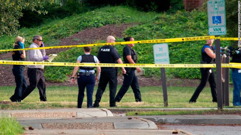 Virginia Beach shooting suspect identified