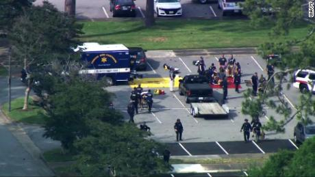 Virginia Beach suspect resigned hours before shooting, official says