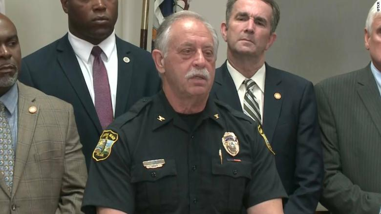 Police: Long gun battle between suspect and officers