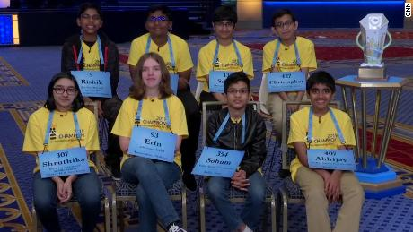 Scripps National Spelling Bee Word List 2019 2020.The One Word That Stumped All 8 Spelling Bee Champs
